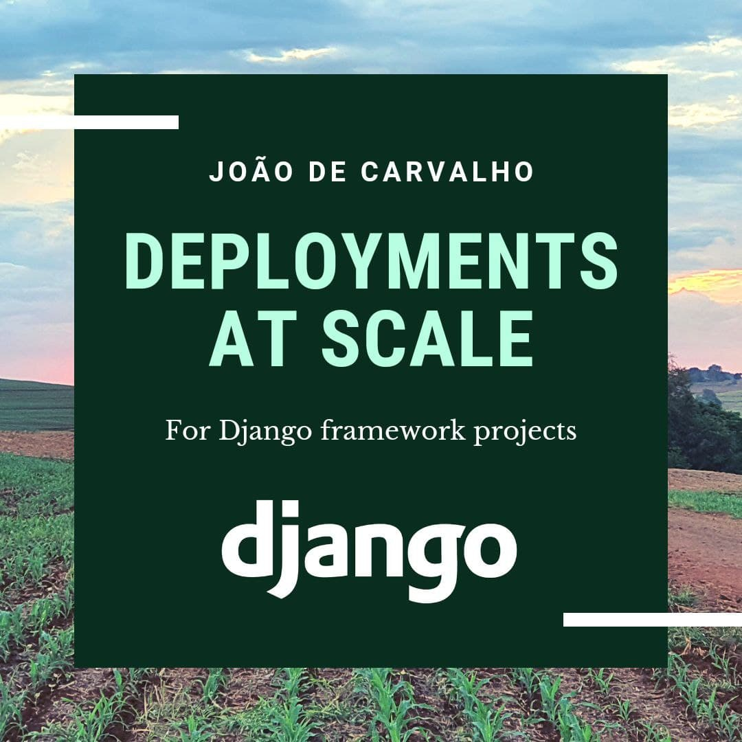 Deploy escalável para projetos em Django